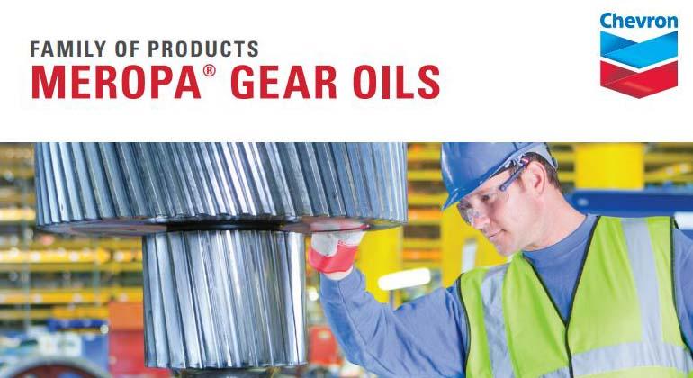 Нова промислова лінійка олив Chevron – Meropa MG