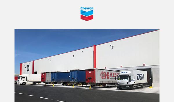 Новий склад для мастильних матеріалів Chevron: зниження часових і фінансових витрат, а також обсягів викидів CO2
