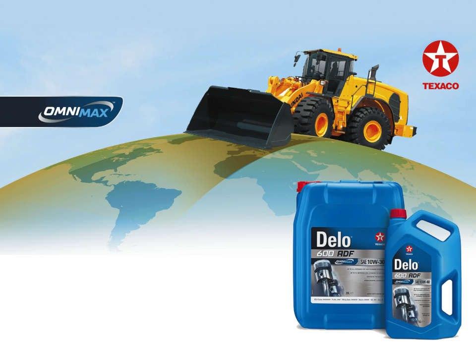 Моторна олива Chevron Delo 600 ADF збільшує термін служби дизельних двигунів