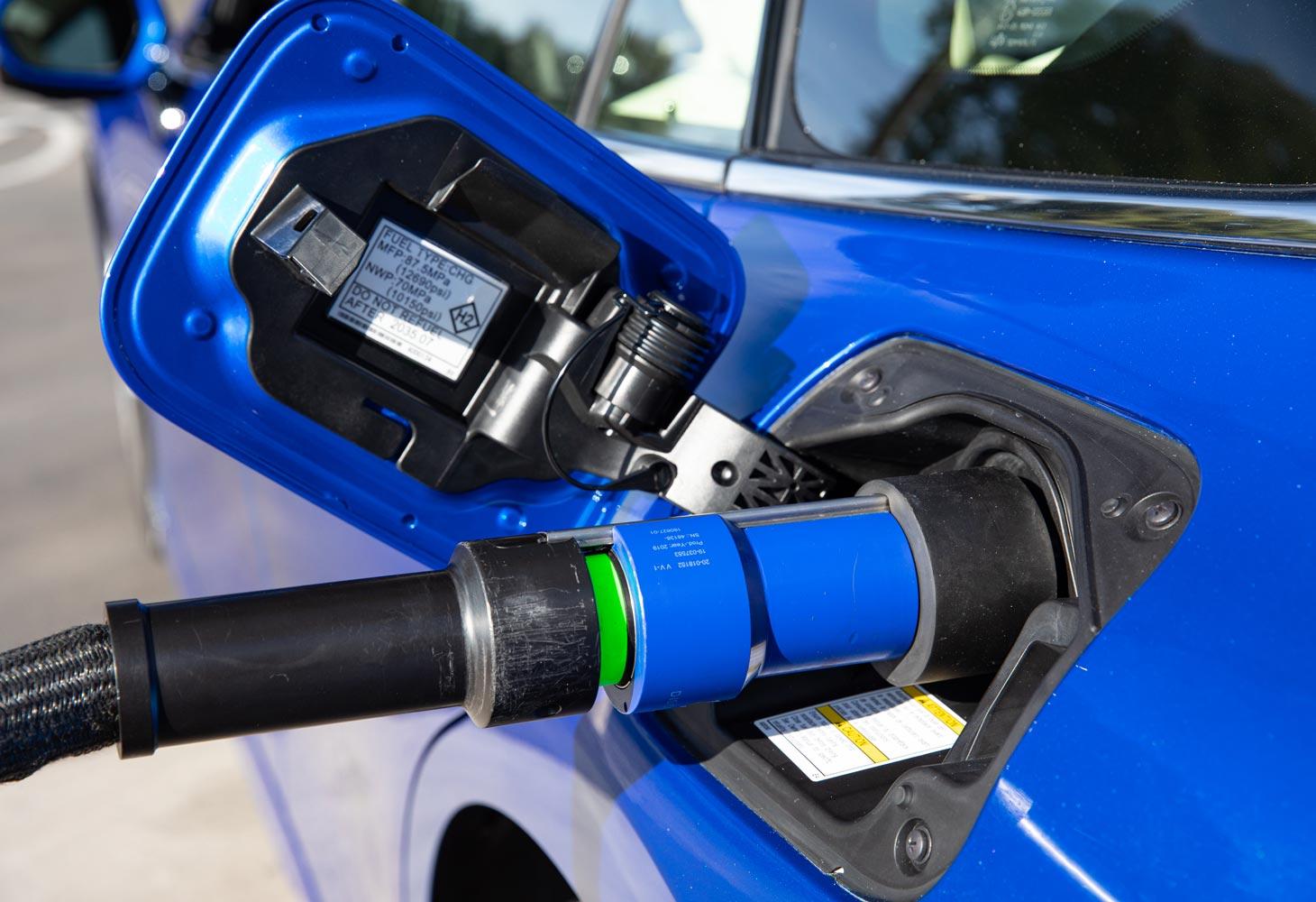 Chevron USA і Toyota створюють стратегічний альянс у сфері водневих технологій