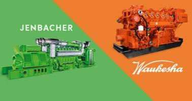 Нові схвалення INNIO JENBACHER для газомоторної оливи Texaco HDAX 9300